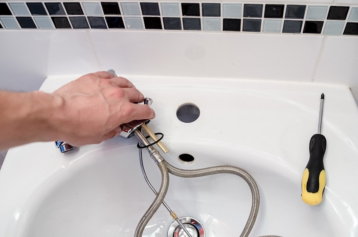 sanitair, loodgieter, installateur